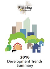 Check out the 2016 Development Trends Summary for Sedgwick County, Wichita!