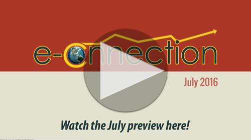 Click here to watch the preview of the June 2016 eConnection!