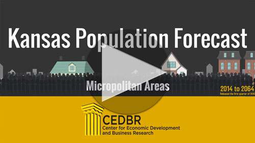 YouTube, Kansas Population Forecast, Micropolitan Areas