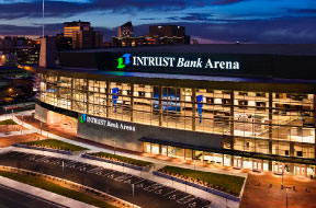 Kansas Economic Outlook Conference at INTRUST Bank Arena