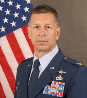 Government Panelist - Col. David Weishaar